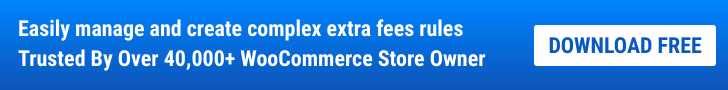 WooCommerce Extra Fees Plugin