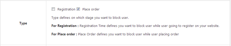 Block User on Registration page - WooCommerce Fraud Prevention Plugin