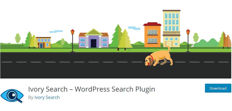 Plugin 3 - Ivory Search - 5 Awesome WordPress Search Plugins